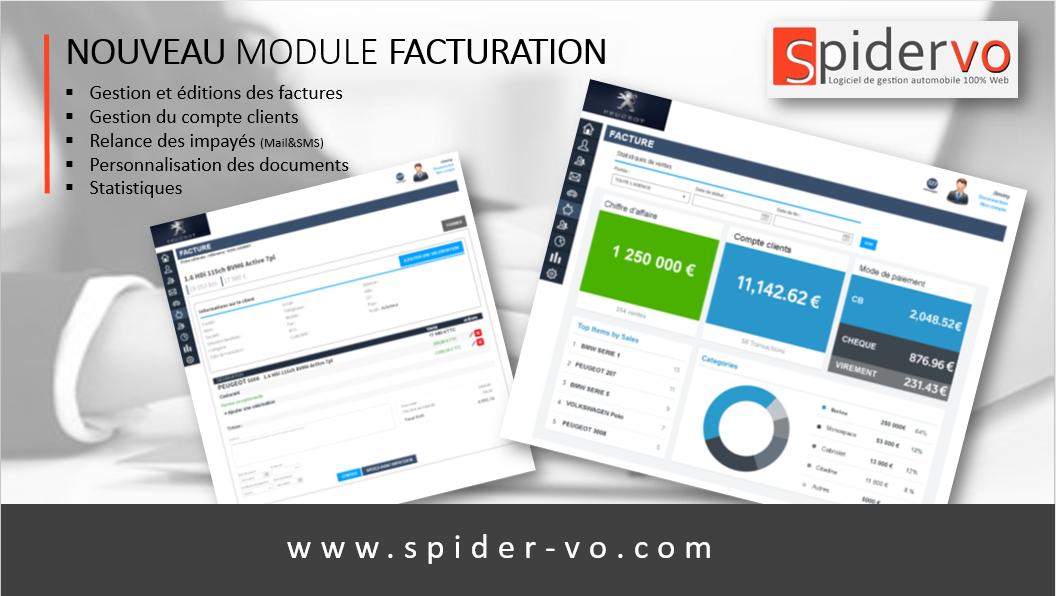 Nouveau module Facturation !