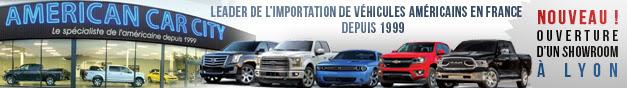 AMERICAN CAR CITY, leader de la vente de voitures américaines passe à SPIDER VO ! 1